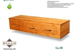 Green Burial Caskets