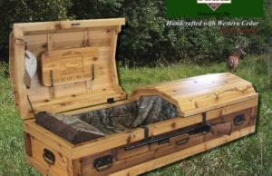 Barn Wood Caskets